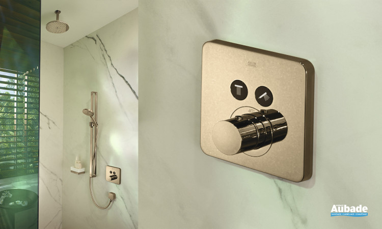 Douche encastrée AXOR ShowerSelect