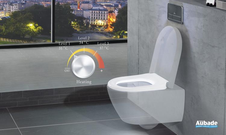 Toilettes ViSeat de Villeroy & Boch