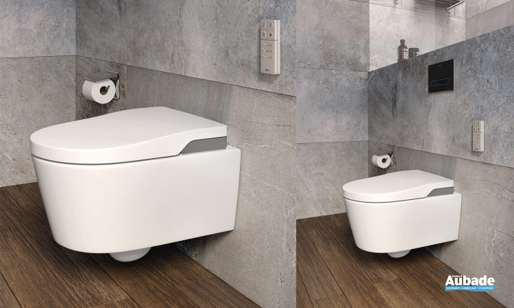 Toilettes suspendues In-Wash® Inspira de Roca
