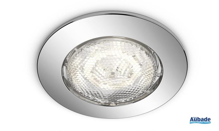 Plafonnier LED aluminium rond Dreaminess de Philips