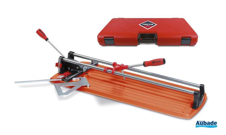 Coupe-carreaux manuel professionnel TS 66 Max de Rubi