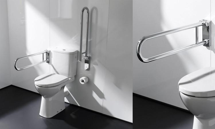 Pack WC surélevé de WC PMR