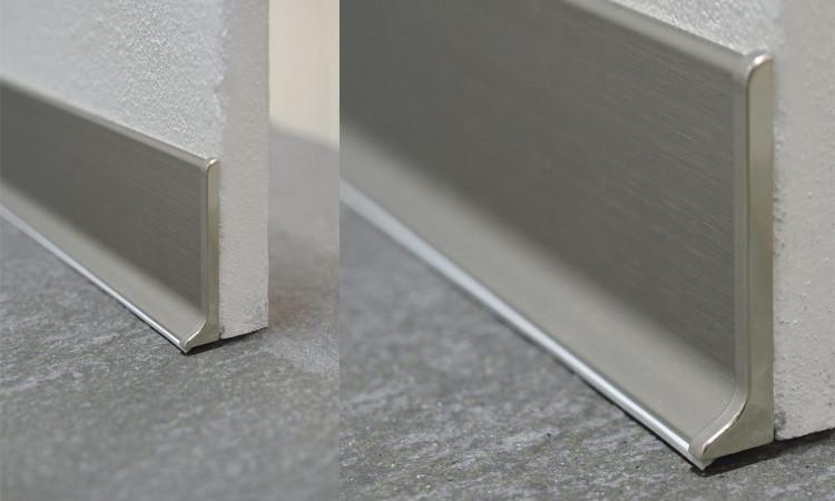 Profilés pour plinthes Schluter-DESIGNBASE-SL de Schluter Systems