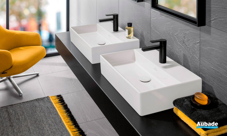 Collection de salle de bains design Villeroy et Boch Memento 2.0