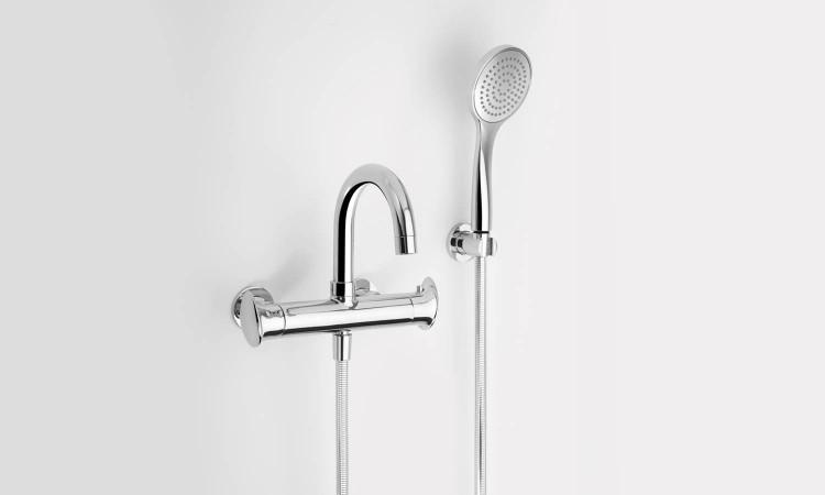 Robinetterie bain / douche Canopée par Horus