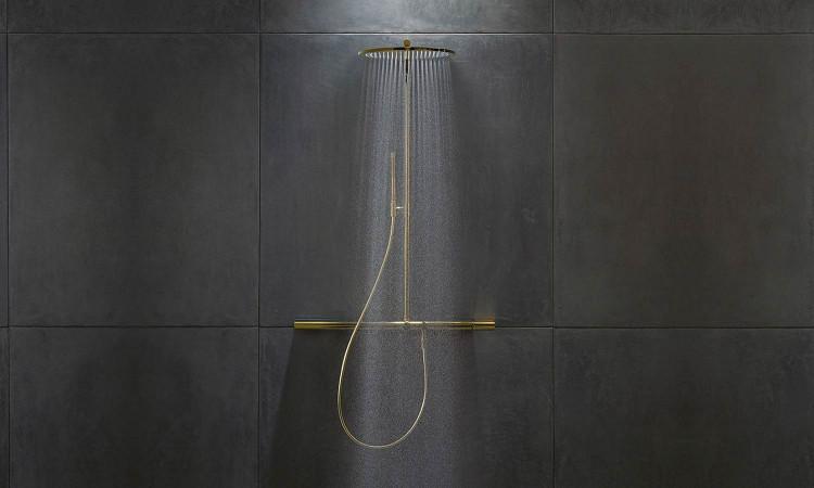 Colonne de douche ShowerPipe 800 par Axor