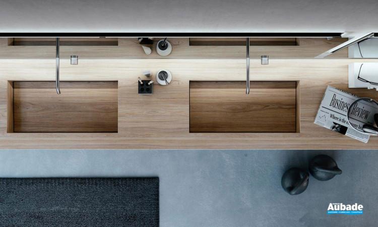 Collection de salle de bains Over par Stocco