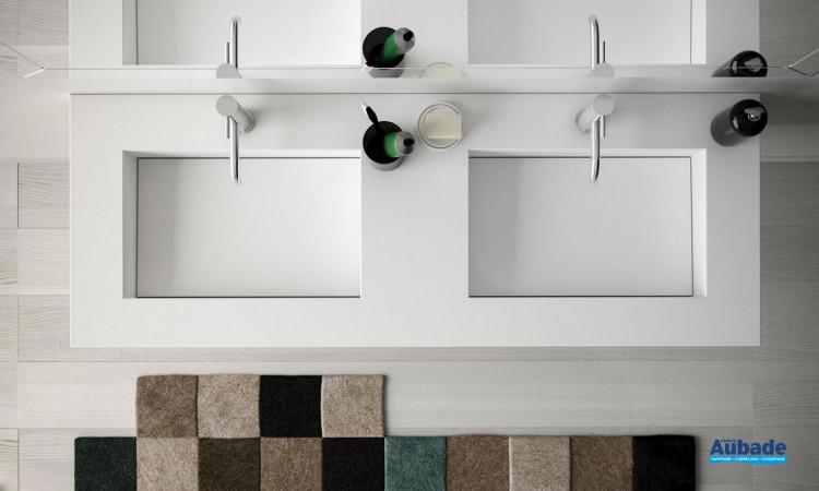 Collection de salle de bains Over par Stocco 4