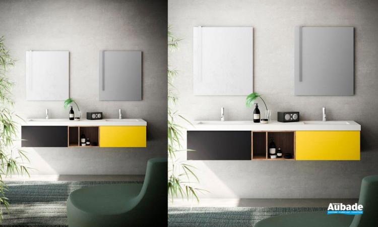 Collection de salle de bains Over par Stocco 2
