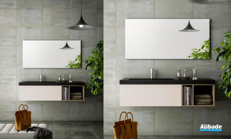Collection de salle de bains Over par Stocco 7