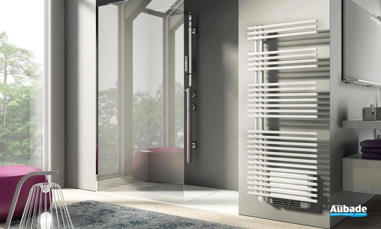 Radiateur sèche-serviettes FUNKY Elec. Air de Irsap