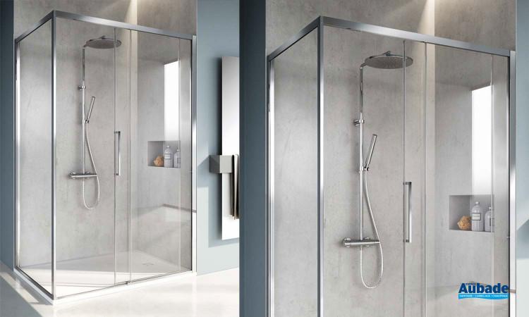 paroi de douche s rie 7000 par vismaravetro espace aubade. Black Bedroom Furniture Sets. Home Design Ideas