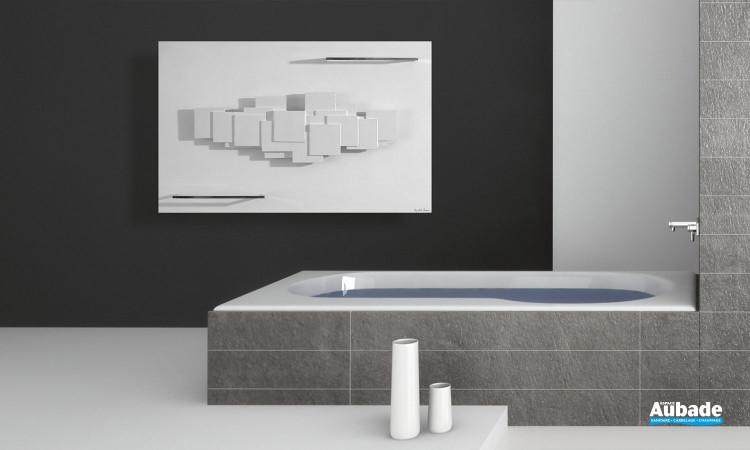 Radiateur Sculptural Bain de Cinier