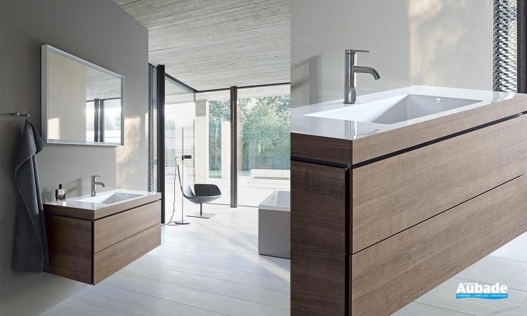 Meuble de salle de bains Vero Air C-Bonded L-Cube de Duravit