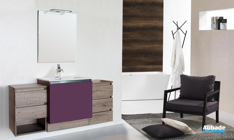 Meuble de salle de bains Modulo de Lido