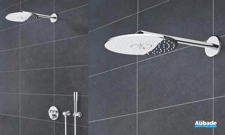 Set de douche encastré Grohe SmartControl