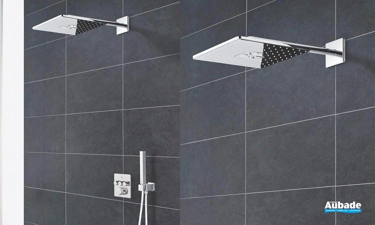 Set de douche encastré Grohe SmartControl Cube