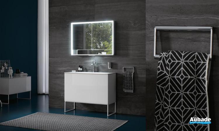 Meuble de salle de bains Plan & Royal Lumos de Keuco