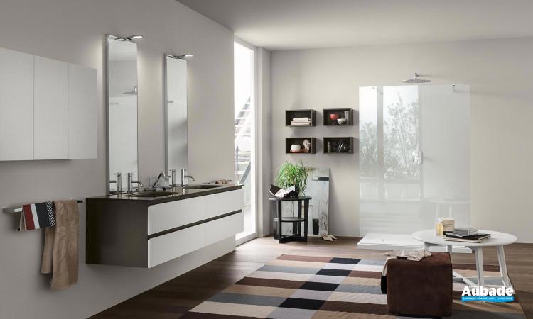 Meuble de salle de bains Perfetto de Inda