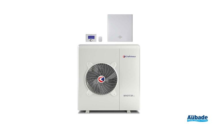 Pompe à chaleur Arianext M Hybride