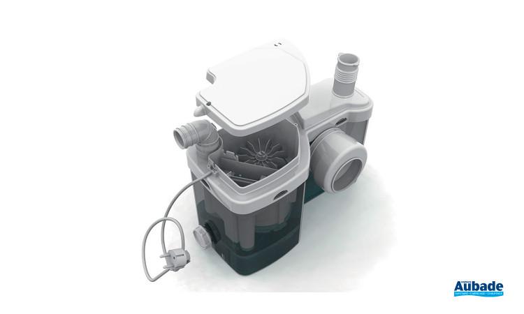 WC Broyeur W19P par Watermatic 2
