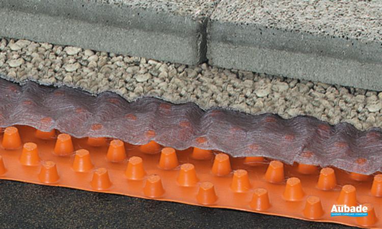 Drainage terrasse Schlüter TROBA PLUS de Schluter systems