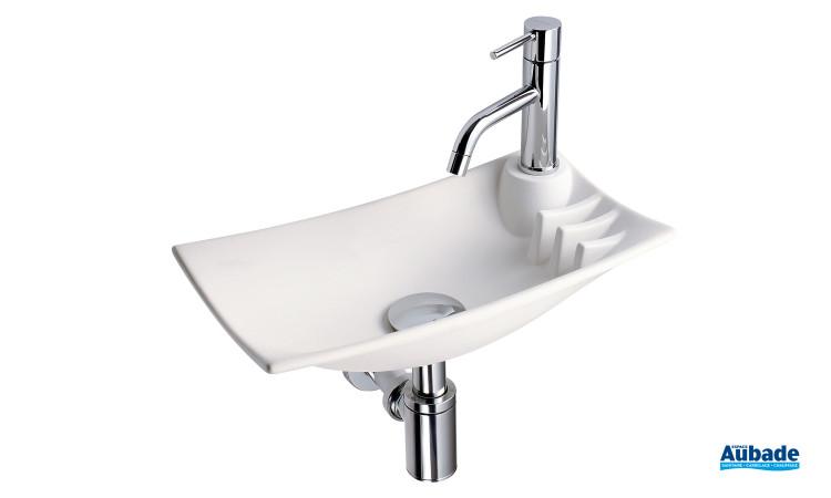 Lave-mains Feuille de Decotec