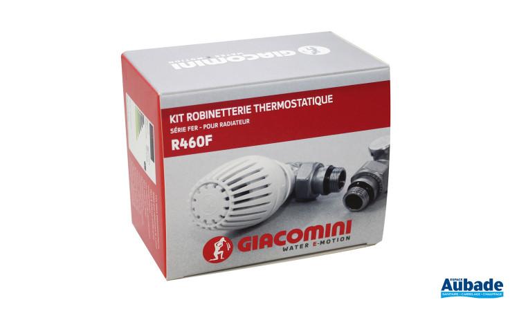 Kit Complet Robinetterie pour Radiateur Giacomini