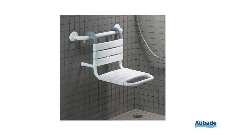 Siège de douche Pellet ASC facilement suspendable