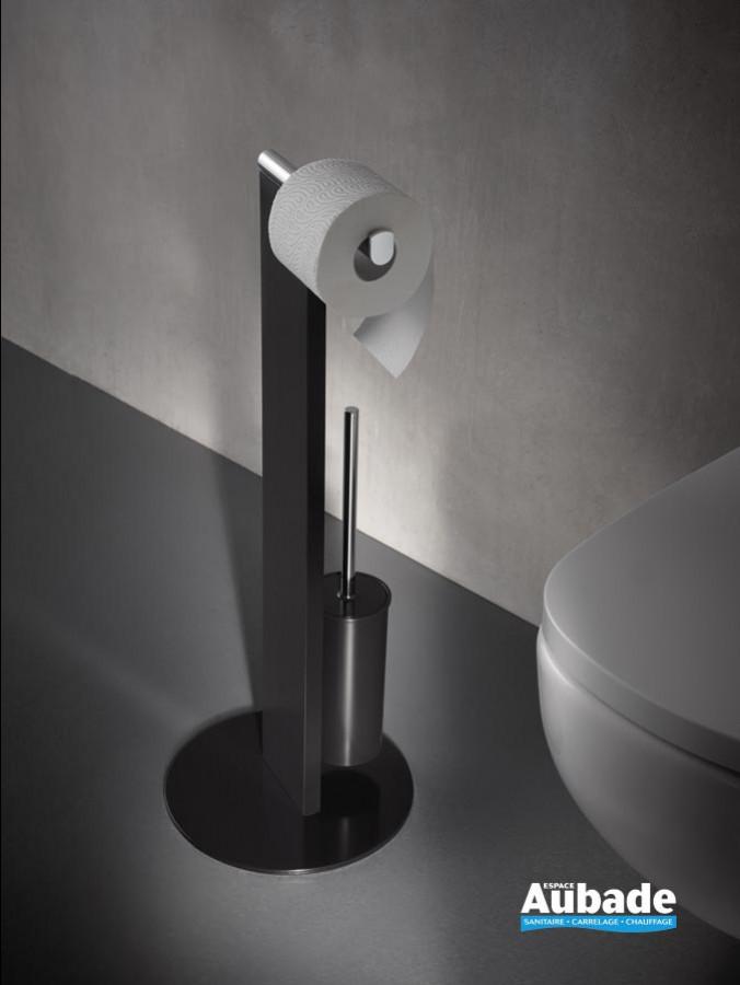 accessoires sdb keuco serviteur wc universel