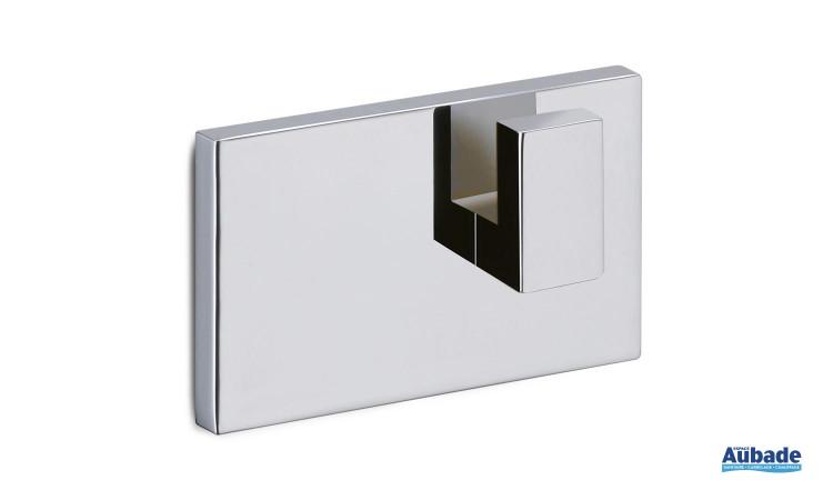 Kit de fixation Gedy comprenant 2 plaques, spécifique pour les paniers à douche