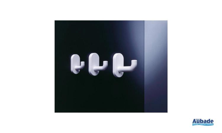 Accessoire de WC Patère Normbau 1