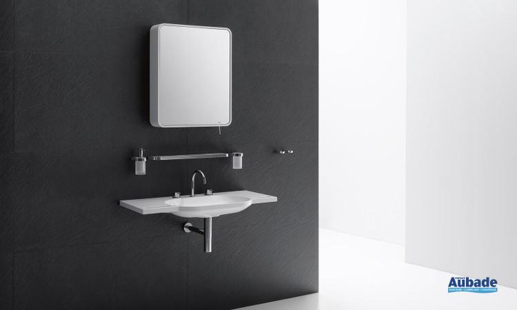 meuble et lavabo adaptés PMR d'Hewi