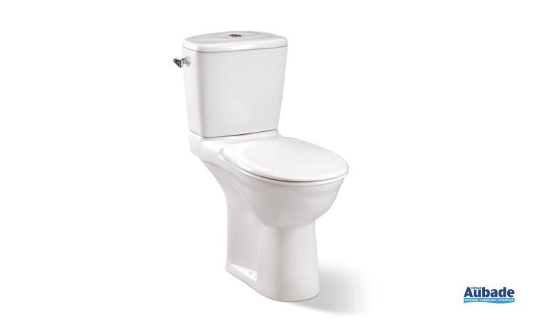pack WC surélevé adaptée à la PMR Porcher Kheops