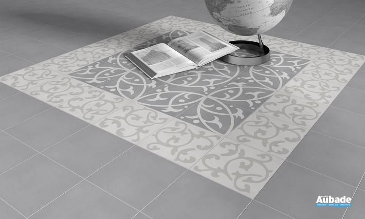 Carrelage gris Bati-orient Carreaux ciment