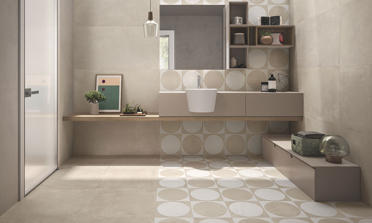 Carrelage Sand emil-ceramica Be-Square