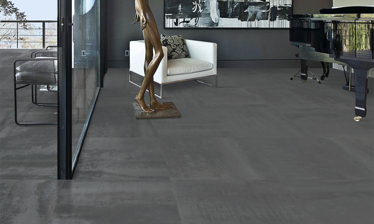Collection Ionic par Ibero en teinte Steel