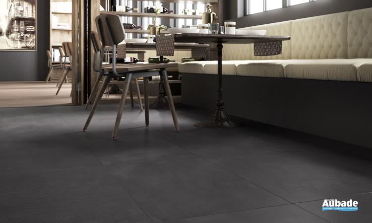 Carrelage noir Imola Creative Concrete