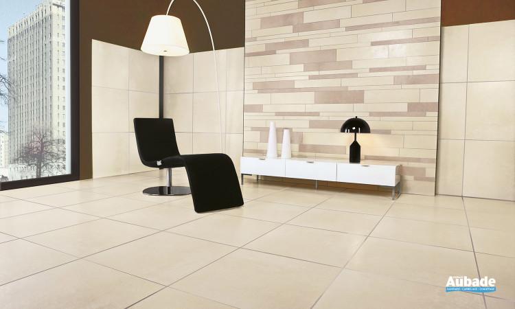 Carrelage blanc_ivoire Tagina Warmstones