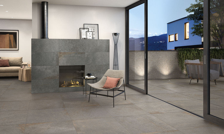 Collection Tucson par Villeroy & Boch en teinte black rock