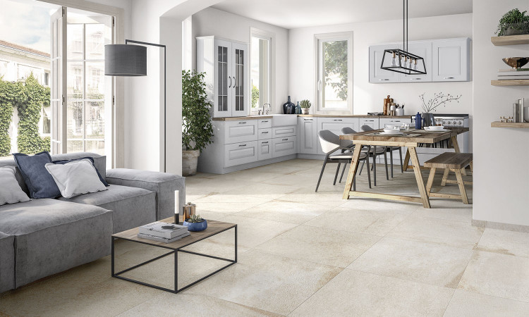 Collection Tucson par Villeroy & Boch en teinte sunny rock