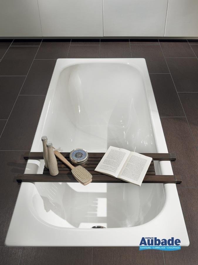 La baignoire rectangulaire ultra-design BetteClassic de la marque Bette 01