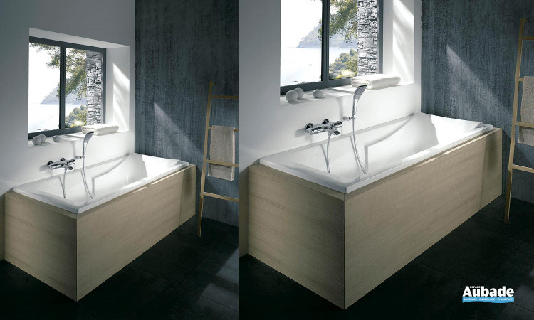 Baignoire disponible en 6 dimensions Jacob Delafon Leader III
