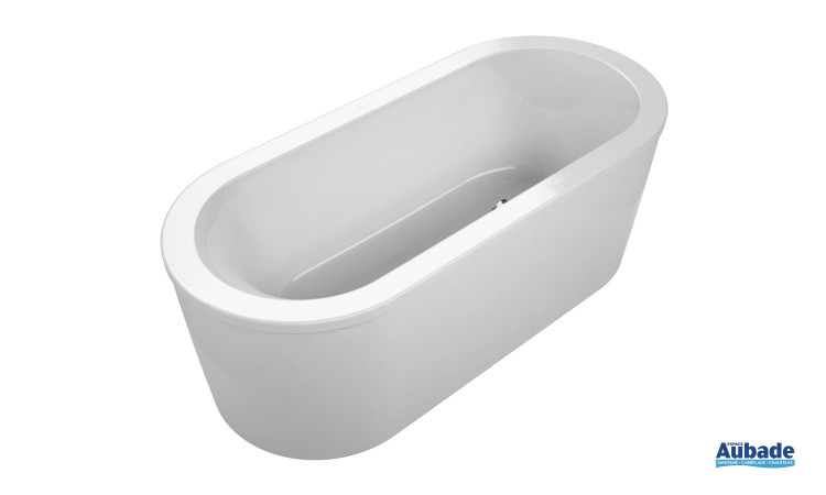 Baignoire Ovale design Villeroy & Boch Loop & Friend Square