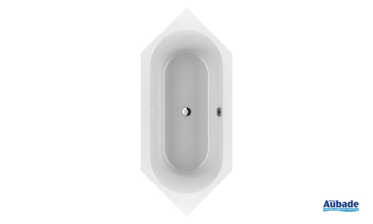Baignoire square design Villeroy & Boch Loop & Friend Square