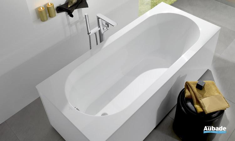 Baignoire Oberon modèle classique s'alliant avec n'importe quelle salle de bains