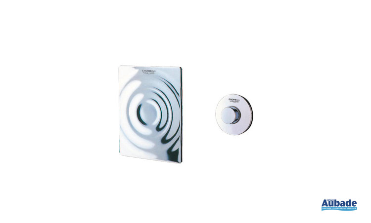 Commande WC de Grohe simple et design