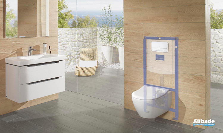 WC ViConnect Villeroy & Boch
