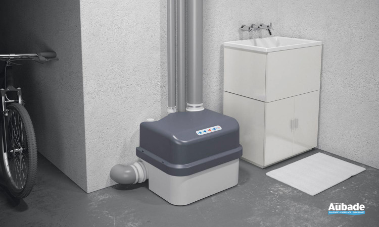 Station de relevage haute performance VD800 de Watermatic