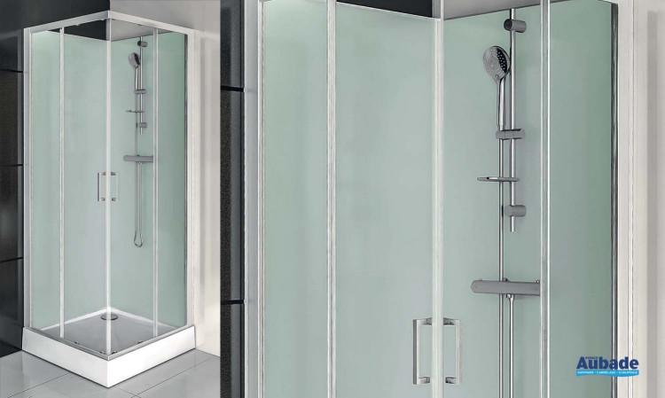 Cabine de douche Corail 5 de Leda